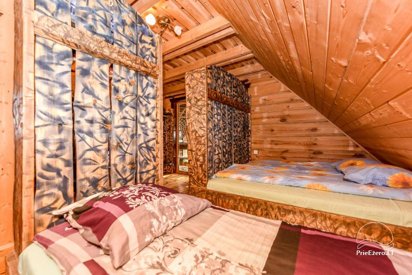 Guest house near the river in Ignalina region - 22