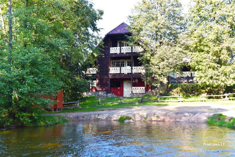 Guest house near the river in Ignalina region - 1
