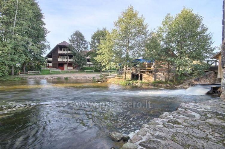 Guest house near the river in Ignalina region - 2