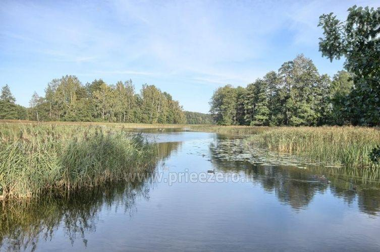 Guest house near the river in Ignalina region - 28