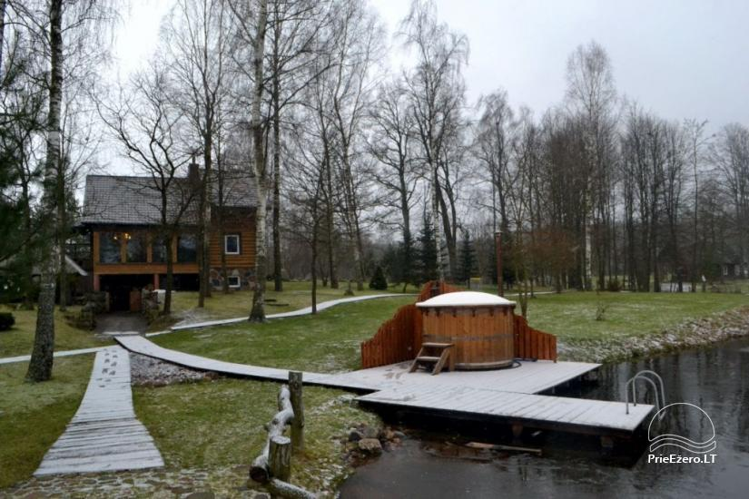 Villa for rest in Jonavos area - 5