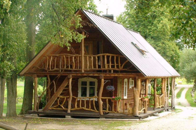 Villa for rest in Jonavos area - 1