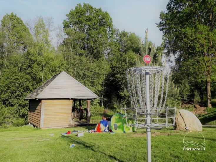 Villa for rest in Jonavos area - 8