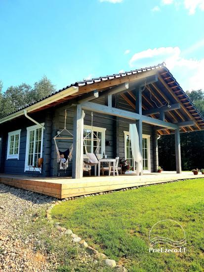 Raspberry villa - newly built house in the nature, near the forest - 7