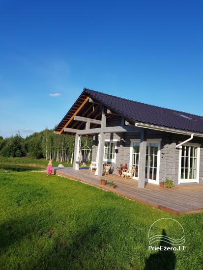 Raspberry villa - newly built house in the nature, near the forest - 5
