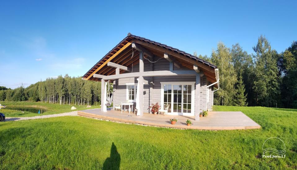 Raspberry villa - newly built house in the nature, near the forest - 4