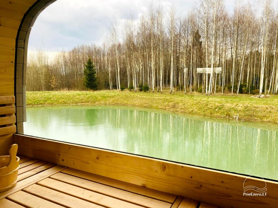 Raspberry villa - newly built house in the nature, near the forest - 26
