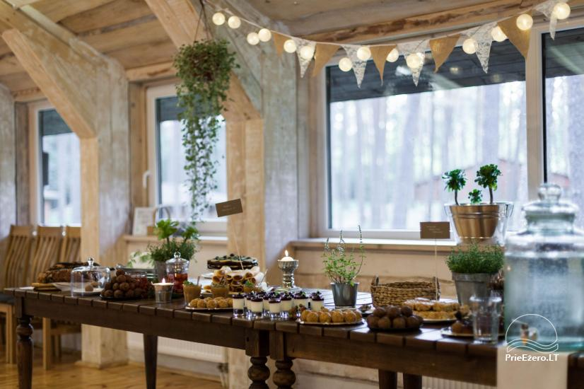 Countryside homestead for events Golden forest - 3