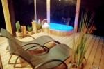 Romantic holiday for two - little holiday house with sauna, outdoor jakuzzi
