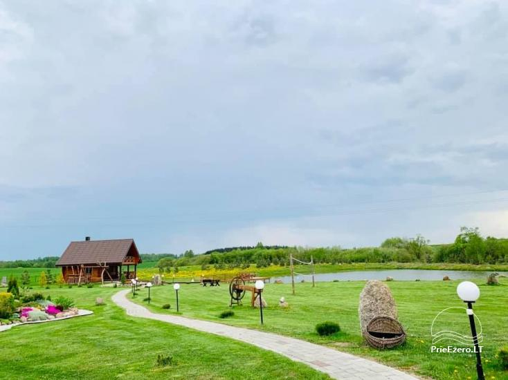 Countryside homestead near the lake Lake str. 13 - 8