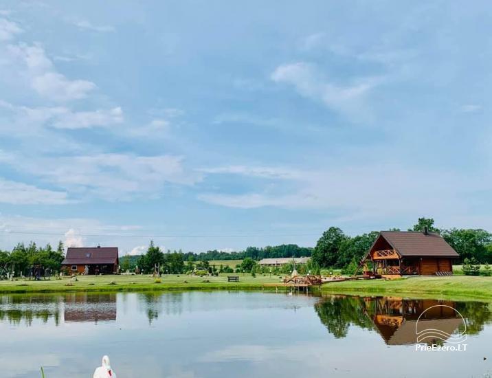 Countryside homestead near the lake Lake str. 13 - 6