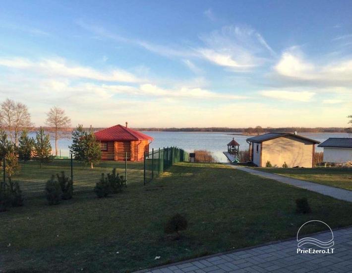 Сельская усадьба в аренду в районе Молетай у озера Галуонай - 3