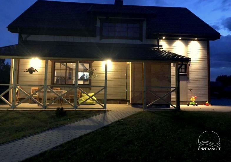 Countryside homestead for rent in Moletai region near Galuonai lake - 4