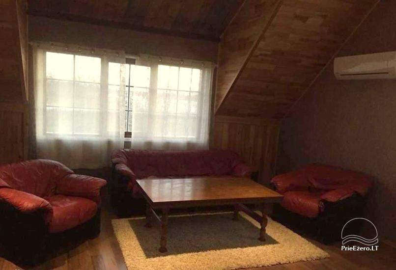 Countryside homestead for rent in Moletai region near Galuonai lake - 7