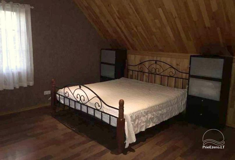 Countryside homestead for rent in Moletai region near Galuonai lake - 10