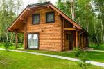 Log villas, holiday cottages for rent near Palanga - Atostogu parkas