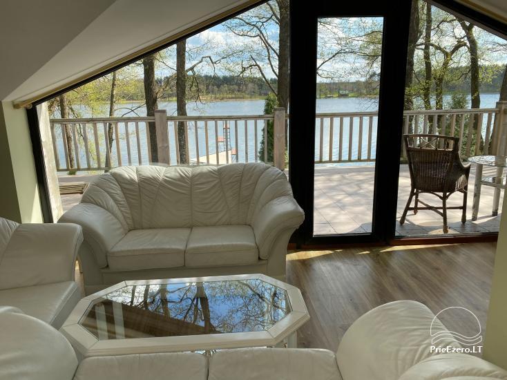 MARGIO Villa in Trakai region near the lake - 23