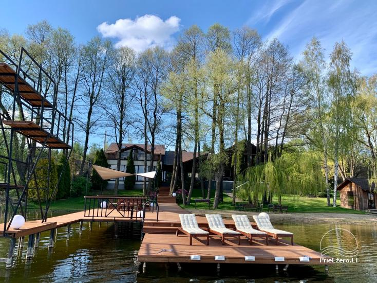 MARGIO Villa in Trakai region near the lake - 4