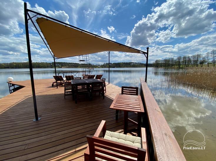 MARGIO Villa in Trakai region near the lake - 5