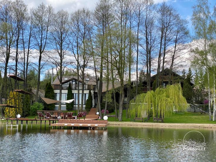 MARGIO Villa in Trakai region near the lake - 2
