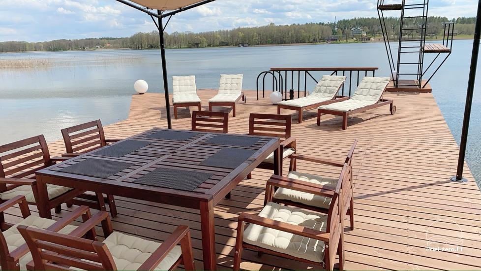 MARGIO Villa in Trakai region near the lake - 6