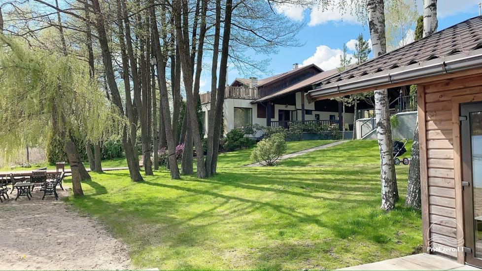 MARGIO Villa in Trakai region near the lake - 8