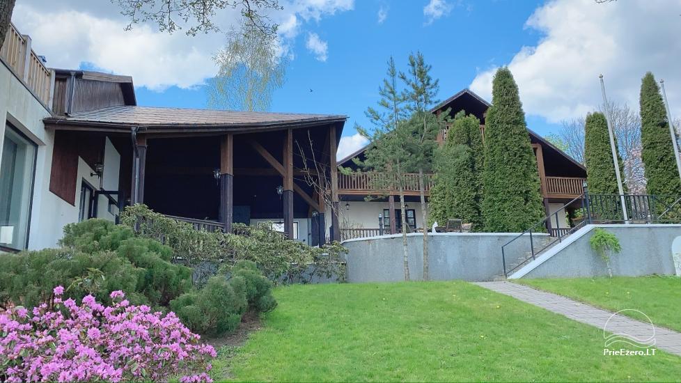 MARGIO Villa in Trakai region near the lake - 28