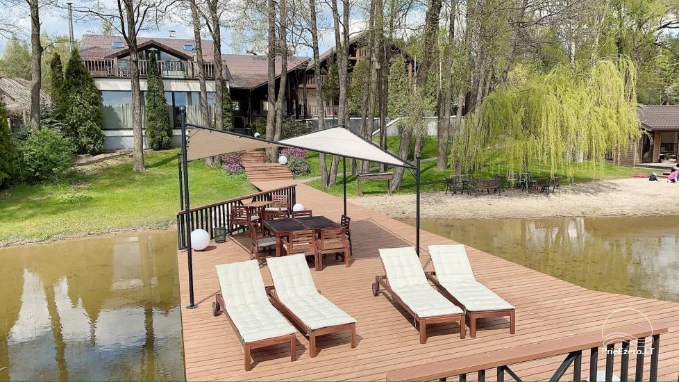 MARGIO Villa in Trakai region near the lake - 1