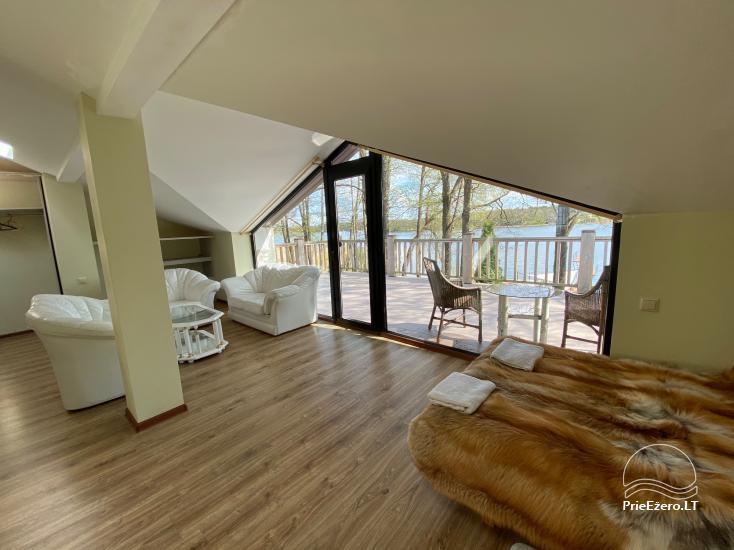 MARGIO Villa in Trakai region near the lake - 24