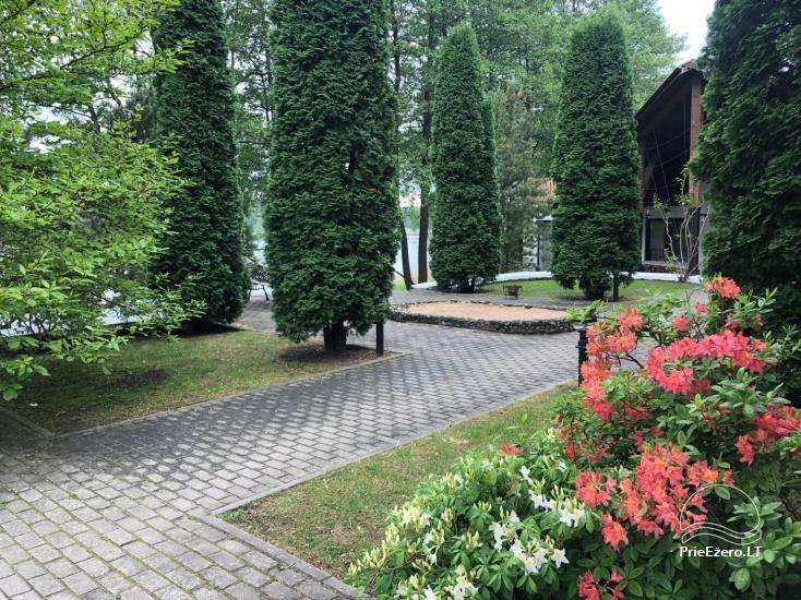 MARGIO Villa in Trakai region near the lake - 22