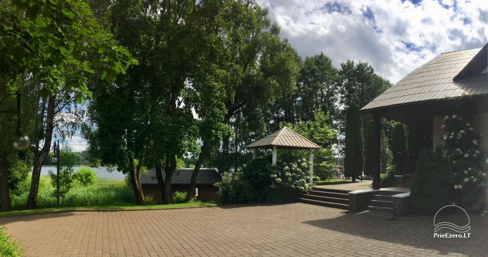 """""""MARGIO"""" Willa w regionie Troki w pobliżu jeziora - 11"""