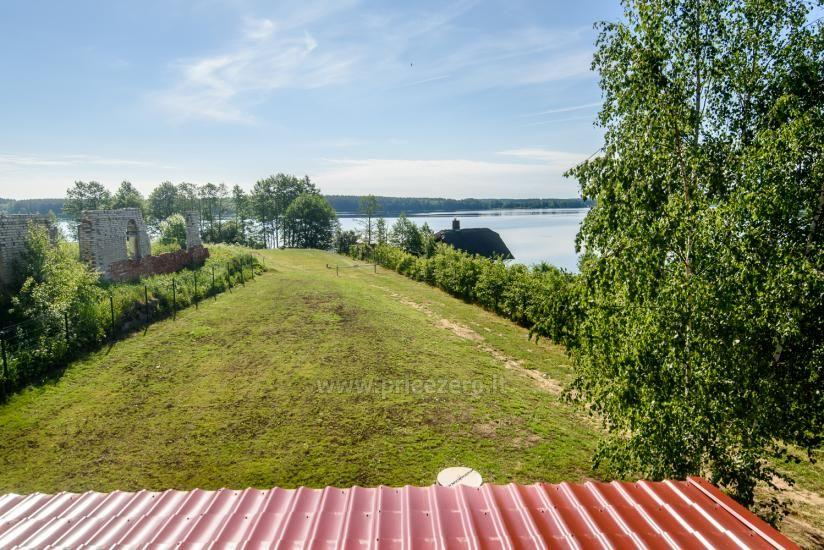 Little holiday houses for rent in Moletai region at the lake - 23