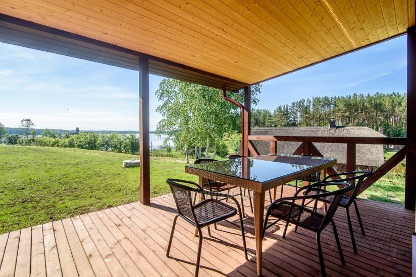 Little holiday houses for rent in Moletai region at the lake - 8