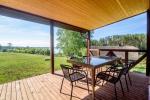Kleine Ferienhäuser in der Moletai-Region am See zu vermieten - 4