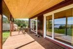Little holiday houses for rent in Moletai region at the lake - 9
