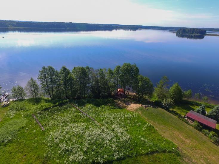 Little holiday houses for rent in Moletai region at the lake - 30