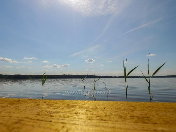 Little holiday houses for rent in Moletai region at the lake - 31