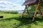 Kleine Ferienhäuser in der Moletai-Region am See zu vermieten - 3