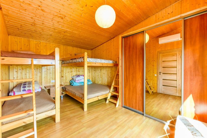 Little holiday houses for rent in Moletai region at the lake - 41