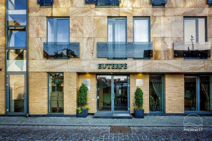 Гостиница в Клайпеде Euterpe **** - 2