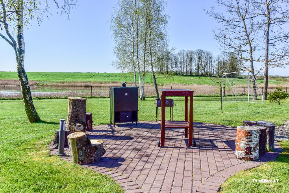 Countryside homestead - a leisure center in Vilnius region, in Lithuania - 7