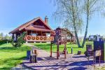 Homestead near Vilnius, on the shore of the lake: horse riding, sandy beach, entertainments - 3