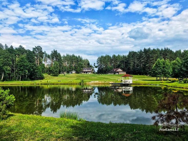 New countryside homestead for various celebrations in Lithuania - 1
