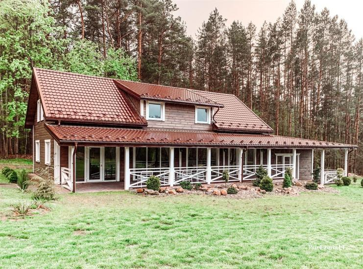 New countryside homestead for various celebrations in Lithuania - 42