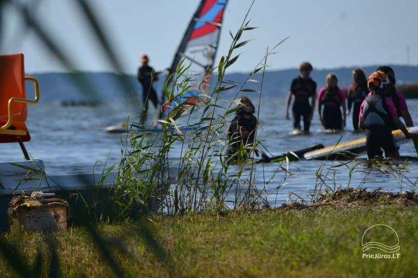 Active camping camps for children and young people by the sea and the Curonian Lagoon - 19