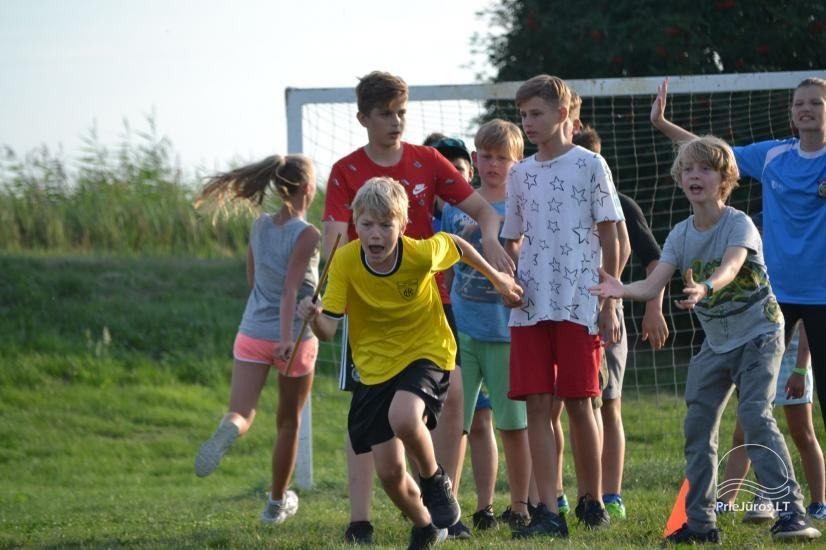 Active camping camps for children and young people by the sea and the Curonian Lagoon - 23