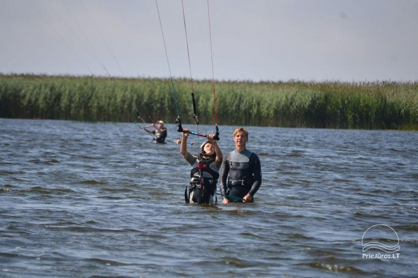 Active camping camps for children and young people by the sea and the Curonian Lagoon - 28