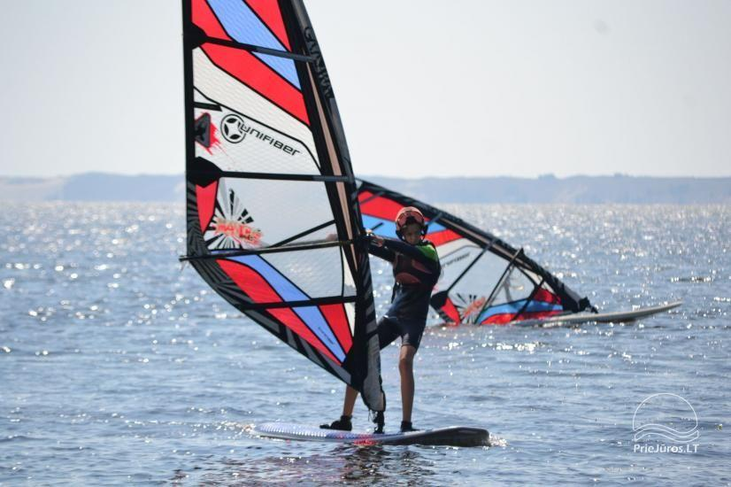 Active camping camps for children and young people by the sea and the Curonian Lagoon - 32