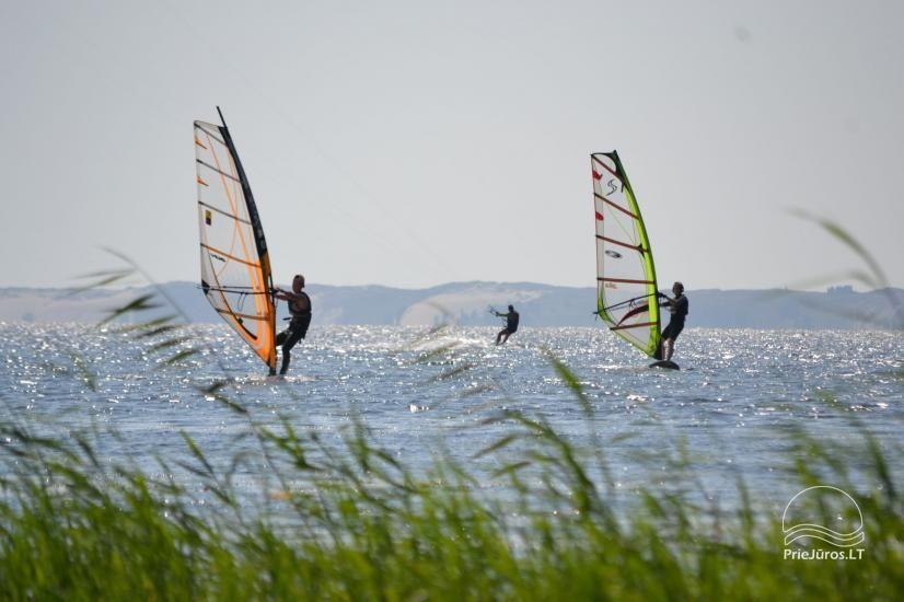 Active camping camps for children and young people by the sea and the Curonian Lagoon - 33