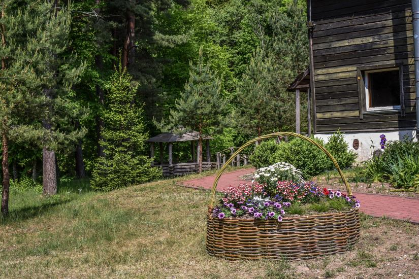 Homestead Laukdvaris in Kretinga region near the Sventoji river - 16
